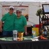 Benny & Lisse at Twice as Fine Wine Festival in Texarkana ~ May 2016