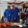 Lisse & Benny at the Everything Texas Uncorked Festival at the Priefert Ranch in Mt Pleasant, Texas ~ October 2015