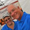 Lisse & Lyle at Pittsburg Art & Wine Festival in Pittsburg, Texas