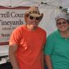 BJ & Lisse at the Twice as Fine Wine Festival in Texarkana, Texas